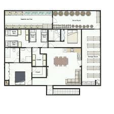 Earth Shelter Underground Floor Plans