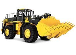 944k Hybrid Wheel Loader John Deere Us