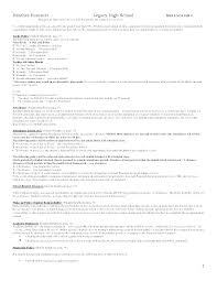 Syllabus Sample Template College Course Syllabus Template Simple Resume Blank High