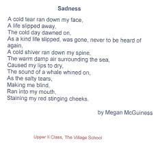 curriculum programmes london workshop company an example of a poem written by a nine year old
