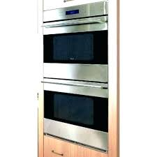 wolf double wall oven wolf 27 inch wall oven superb wolf double wall oven stainless steel