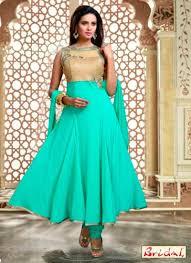 Designer Salwar Kameez 2017 Latest Indian Anarkali Frocks And Salwar Suit Designs 10