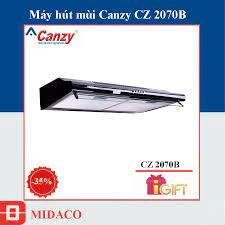 Máy hút mùi Canzy CZ 2070B   Phụ kiện Bếp Thành Đạt
