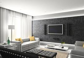 Living Room Wall Design Tv Antenna Mounting Ideas Tvs Pinterest Flats Wall Tv And