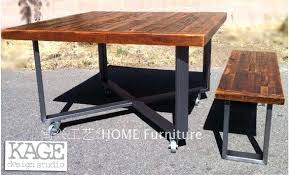 industrial style outdoor furniture. Industrial Style Outdoor Furniture N