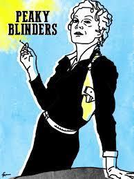 Polly Gray. Peaky Blinders. #digitalprints #ilustraciondigital  #peakyblinders #ficcion #seriestv #mariaferrera | Peaky blinders, The  incredibles, Mccrory