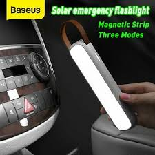 <b>Baseus Solar</b> Car <b>Emergency Light</b> LED Signal Magnetic Portable ...