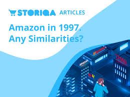 Amazon In 1997 Any Similarities Storiqa Medium