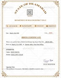 Birth Certificate Template Word Interesting Template Certificate Html Html Certificate Template Birth