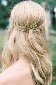 hair down wedding hairstyles wedding