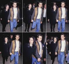 Johnny Depp And Winona Ryder джонни депп и вайнона райдер Stars в