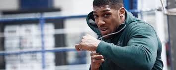 under armour near me. antony joshua working out, wearing under armour training wear near me \