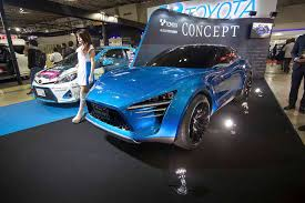 Toyota Combined the Yaris and RAV4 Into One Bizarre Concept