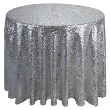 sequin silver tablecloth 120 inch round silver sequin tablecloths sequin tablecloths tablecloths