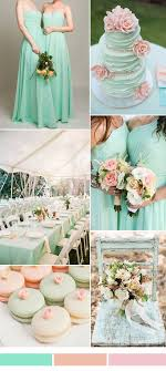 25 Hot Wedding Color Combination Ideas 2016 and Bridesmaid Dresses Trends  to Rock Your Big Day