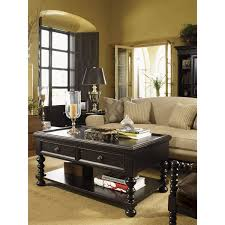 Tommy Bahama Kitchen Table Tommy Bahama 619 945 Kingstown Explorer Coffee Table In Tamarind