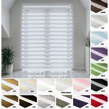 window roller blinds. Brilliant Window Made To Measure Premium Day And Night Cassette ZebraVision Window Roller  Blinds Width From Intended Y