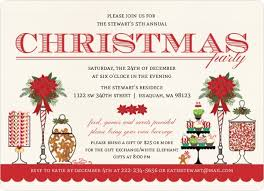Sample Of Christmas Party Invitation Christmas Party Invite Samples Magdalene Project Org