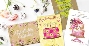 American Greetings Templates Mom Birthday Cards From Daughter Typotype Info