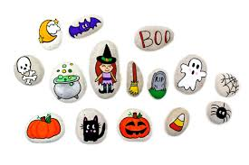make your own halloween story stones extreme couponing mom make your own halloween story stones