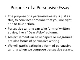 persuasive essay the write stuff essay core knowledge th grade  4 purpose of a persuasive essay