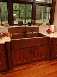 best 25 copper sinks ideas on farm sink kitchen country kitchen and farm house kitchen ideas