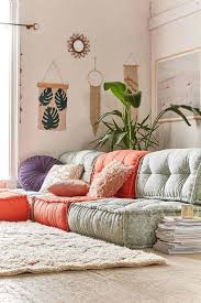 floor seating. Perfect Seating Floor Seating Ideas Source Bedroom Throughout