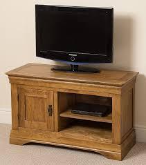 small tv units furniture. OAK FURNITURE KING French Rustic Solid Oak Small Tv: Amazon.co.uk: Electronics Tv Units Furniture L