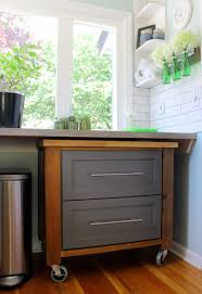 diy rolling kitchen cart inspirations also enchanting island ideas cabinet plans