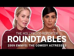 sarah silverman amy poehler and christina applegate on aging thr s drama actress roundtable