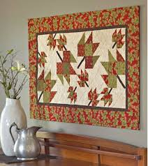 free fall quilt patterns