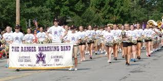 Image result for lakewood ranger marching band