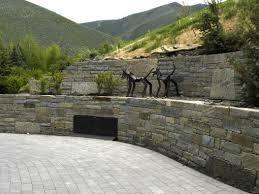 retaining wall stones select stone