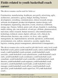 16 fields related to youth basketball coach career the above resumes basketball coach resume sample