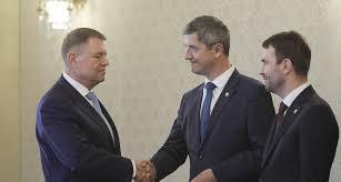 Dan Barna după întâlnirea cu Klaus Iohannis: Din păcate s-a dovedit o întâlnire formală / Nu s-a prezentat vreo soluție, nu s-au analizat soluții