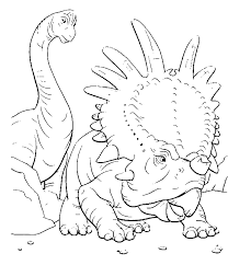 Small Picture Jurassic Park Coloring Pages Map Dinosaur World Coloring Home