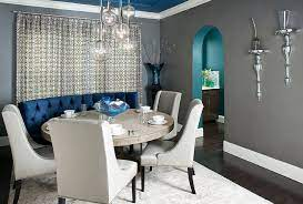 Therefore, do not limit yourself anyhow. 25 Elegant And Exquisite Gray Dining Room Ideas