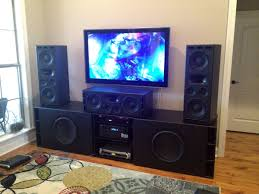 diy small av cabinet rack 1099 center stand to match mini marty s avs forum home theater discussions and reviews