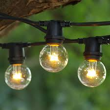 outdoor strand lighting. commercial c9 string lights outdoor strand lighting