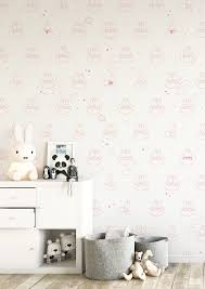 Behang Babykamer Awesome Behang With Behang Babykamer Latest Roze