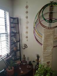 7 chakras wall hanging lady scorpio