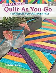 Quilt As-You-Go Made Modern: Fresh Techniques for Busy Quilters ... & Learn to Quilt-as-you-go: 14 Projects You Can Finish Fast Adamdwight.com