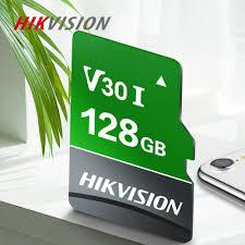 HIKVISION SD Thẻ C1 128GB 32GB 64GB V30 Cho Thẻ Nhớ Dành Cho Camera IP Giám  Sát Cartao De Memoria mini Thẻ TF|Thẻ Nhớ