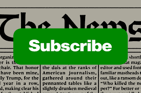 The Changing Times Newspaper Template John Micklethwait The Future Of News Bloomberg