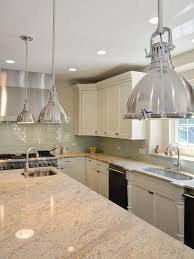 kitchen down lighting. Kitchen Carrara Marble Subway Tile Backsplash Drop Down Lighting Kitchens Black Sparkle Floor Tiles Painting Of Cabinets Design Colors Ideas