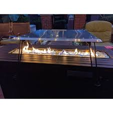 Shop For Heat Warden Fire Pit Heat Deflector In Stainless Steel Get Free Delivery On Everything At Overstock Your Online Garden Patio Outlet Store Get 5 In Rewards With Club O 30957930