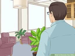 how to decorate an office. Image Titled Decorate Your Office Step 1 How To An M