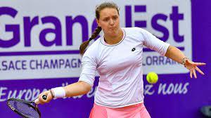 WTA Straßburg: Jule Niemeier verpasst Finale nach Niederlage gegen Barbora  Krejcikova - Eurosport