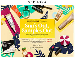 receive a free 3 piece bonus gift with your vib and vib rouge member 35
