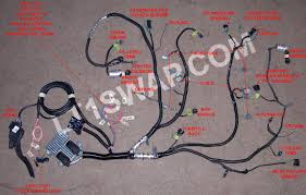 2010 to 2011 camaro ls3 l99 6 2l information we have kept the vvt and dod on this engine and done away rear o2 s transmission wires evap brake booster vacuum sensor a c wiring